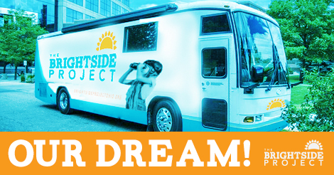 This is our dream mobile unit! Will you help us purchase it? (Rendering by our friends at Rooted Red Creative.)