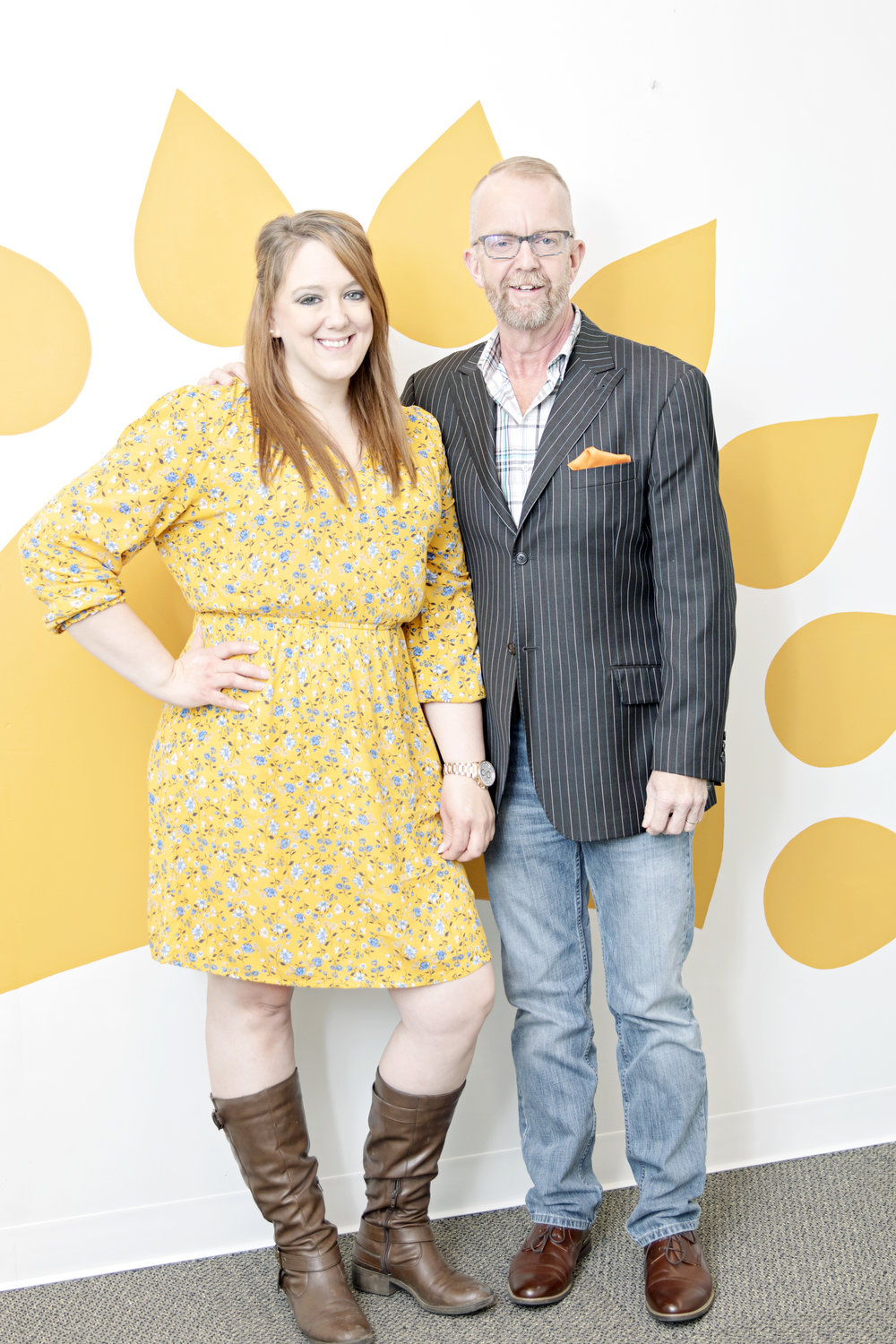 Scott Lewis and Lisa Wallace, Co-Directors