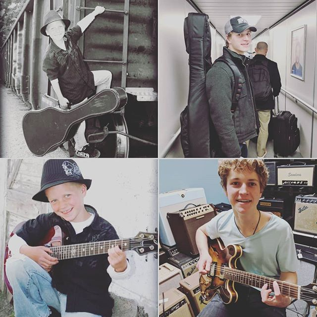 HAPPY 16th BIRTHDAY EASTON!!!!!🎉🎉🎉 (Yep we hacked your account!) Love Mom & Dad @heritageguitarinc @onevoicechildrenschoir @staywear