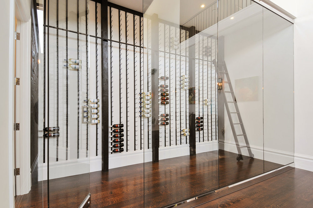 wine cellar, wine room, wine design