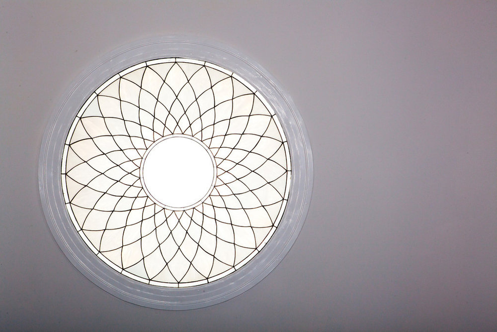 skylight, window, art, glasswork, design, light, natural light