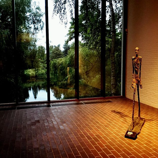 Inspiration at the Louisiana ❤️ Denmark  #artinspiration #modernart