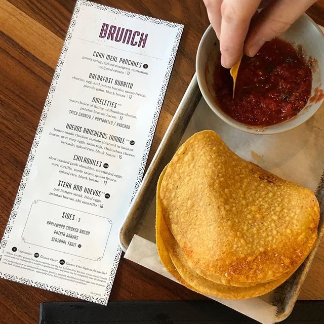 It's #tacotuesday so what better time than this to share our new menu design for @casadelbarco ?! 🌮 • • After seeing the menus at her desk for many months as they were perfected, our Captain Fox got to see the menus in use at brunch this past Sunday. 🎉🙌🏼 Swipe through ➡️ to see a few other menus from the whole set. • #landofyogg #restaurant branding #menudesign • • #thecreatorclass #bevisuallyinspired #shareyourwork #mentoring #agencylife #peoplescreatives #lecture #rva #workhardplayhard #livecolorfully #creativeagency #creativeminds #socialbusiness #visualsoflife #flashesofdelight #leadership #createcommune #nothingisordinary #chasingemotions #enjoytheprocess #livethelittlethings #brandingagency