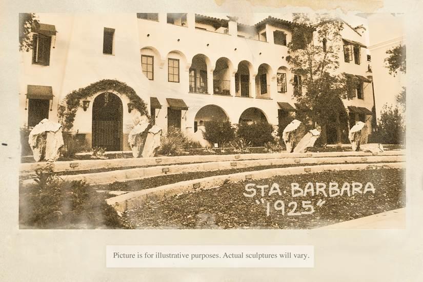 Jardin De las Granadas -