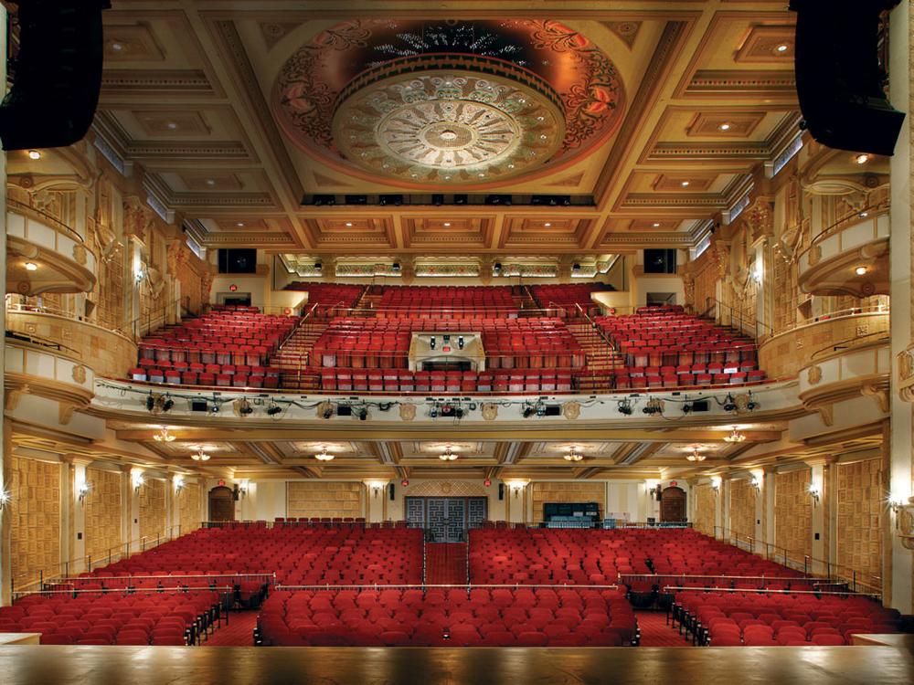theatre -