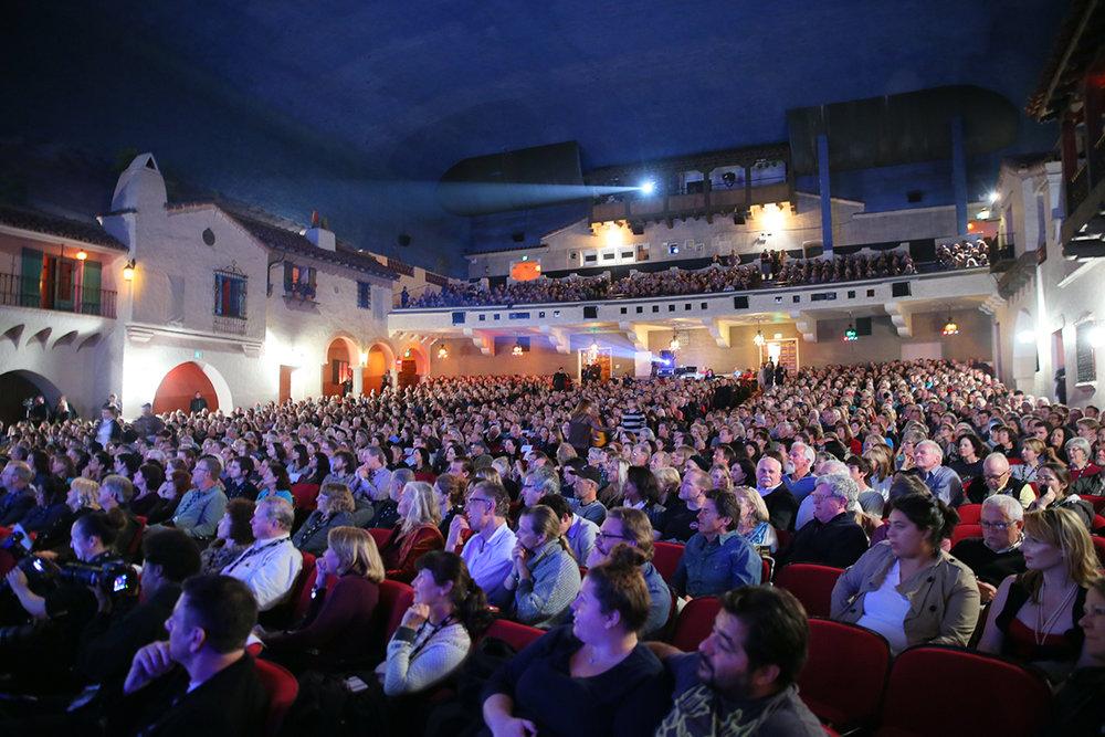 Film and festivals -