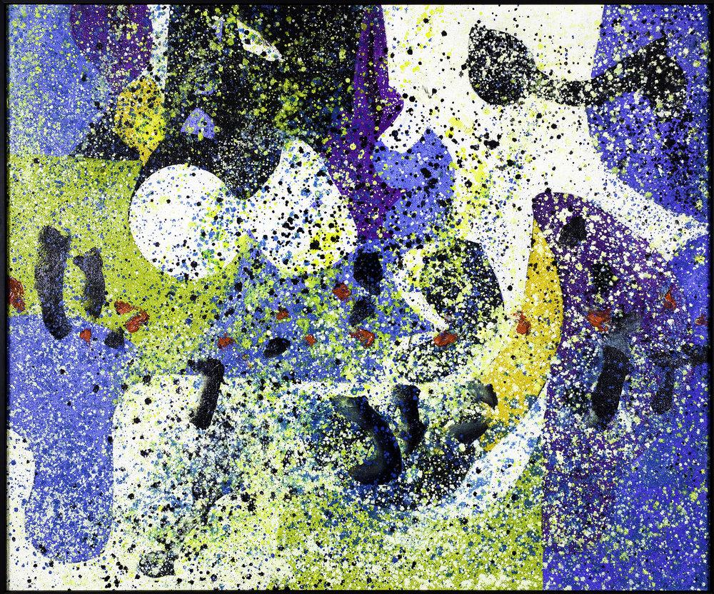 Channing PEAKE   Aquatic Rhythm   c. 1970
