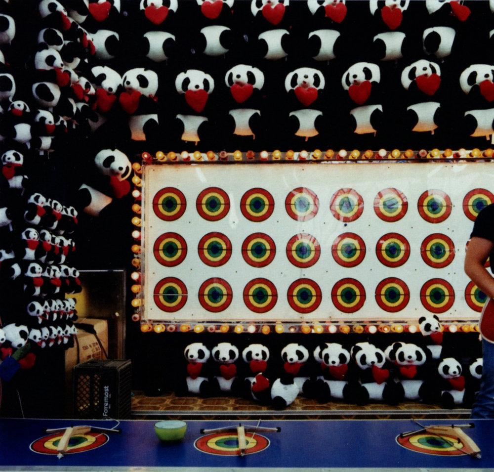 Jeff BROUWS   Panda Bears   1989