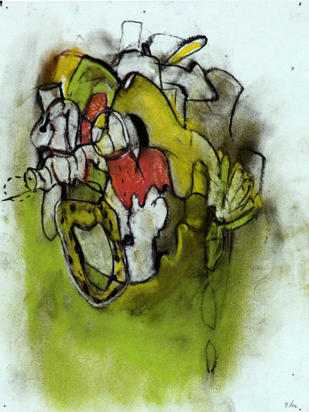 Jay EWART   Untitled   2002
