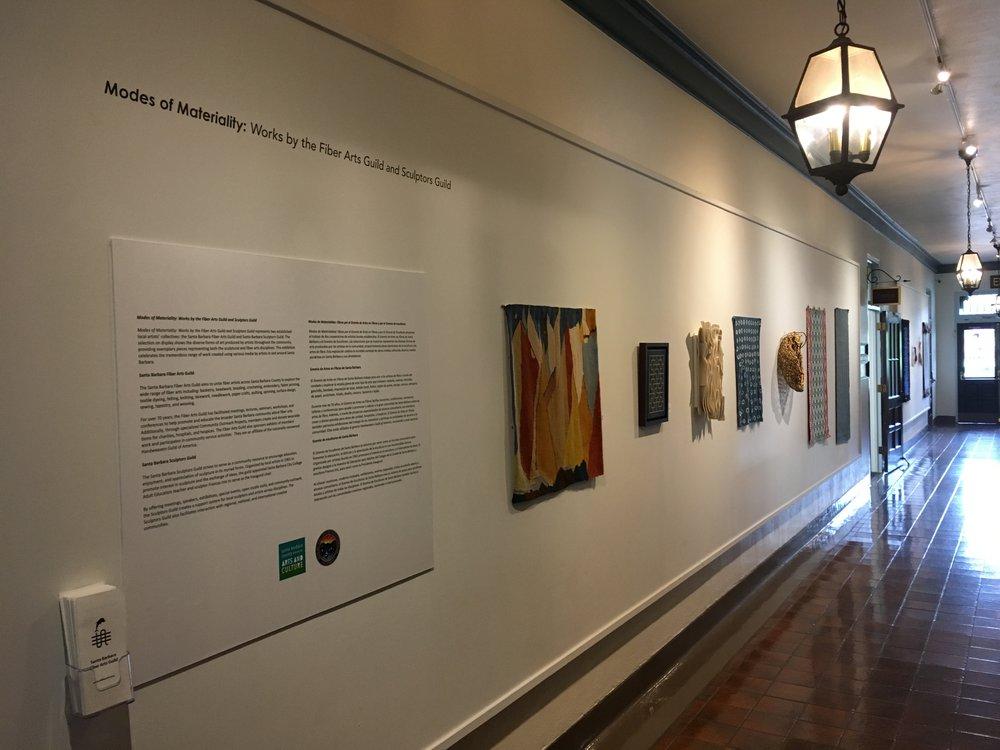 City hall gallery -