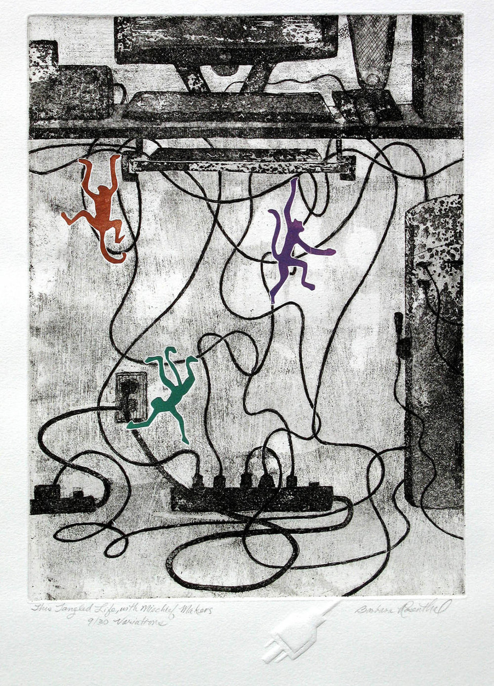 10 Barbara Rosenthal_This Tangled Life, with Mischief.jpg