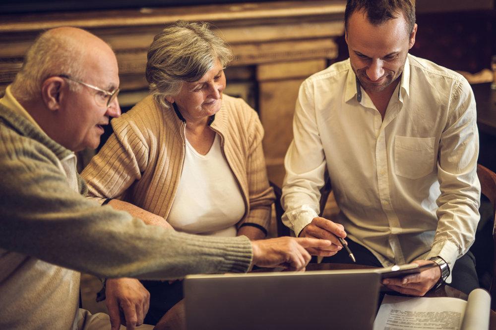 Individual & Estate Planning