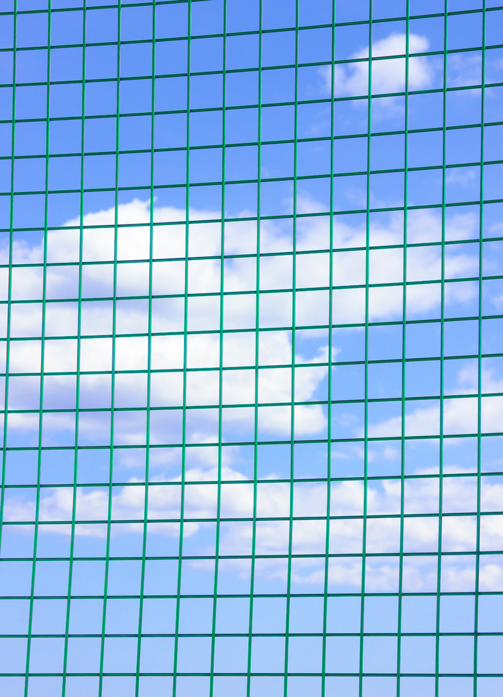 Halifax clouds on wire mesh by toronto commercial fashion artist photographer justin atkins.jpg.jpg