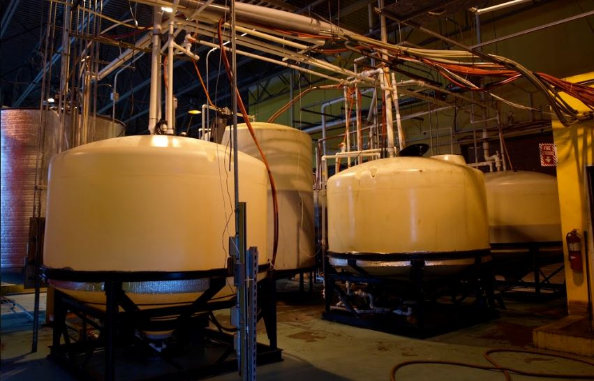 Our Plant  - Our plant is located here in Portland, Maine. We process UCO, turning it into biodiesel.