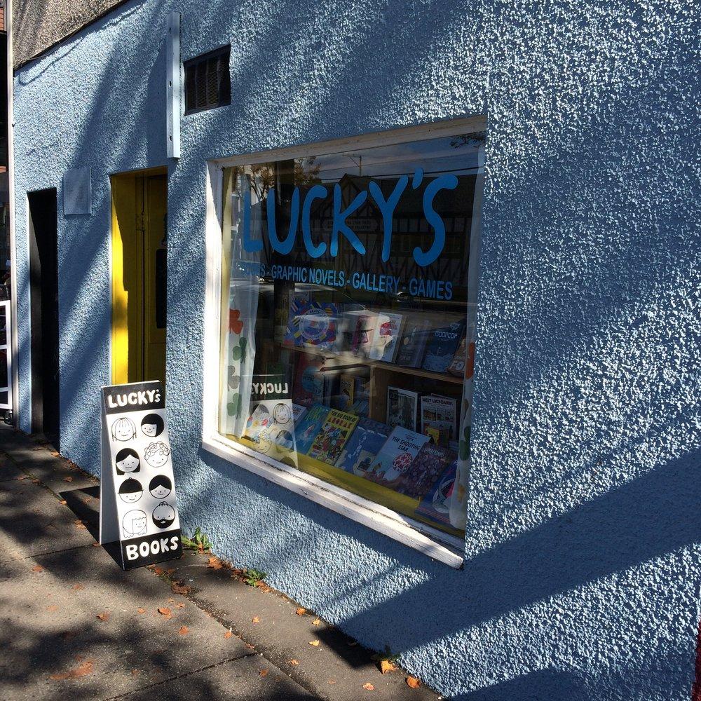 Lucky's Comics