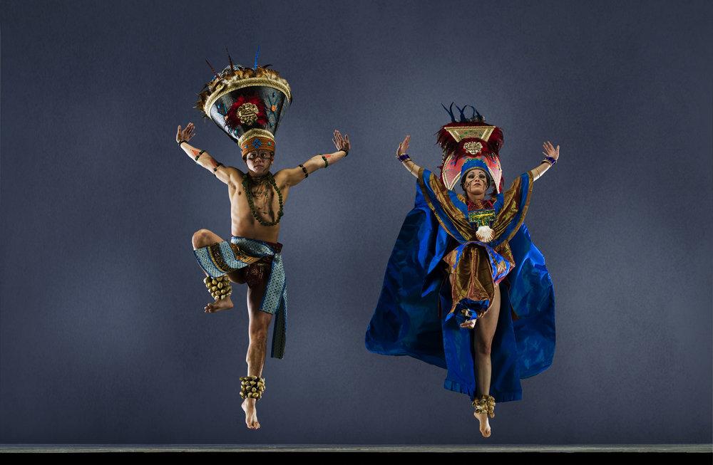 Zenon Barron and Ensambles Ballet Folklorico de San Francisco