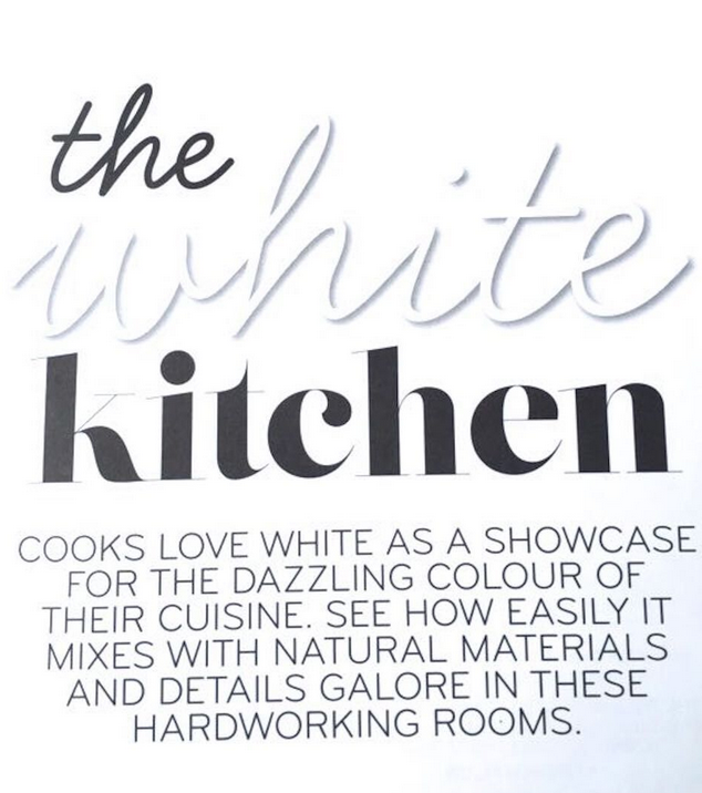 The White Kitchen