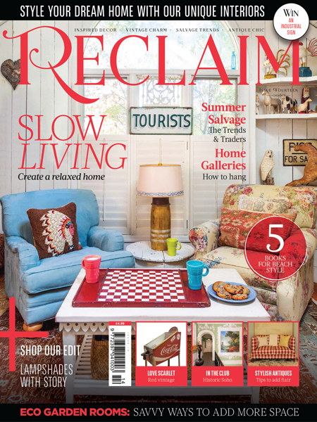 "<font size=""-1""><b>RECLAIM<br></b><i>April 2017"