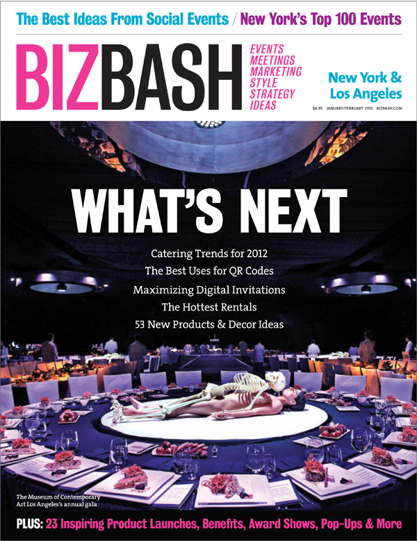 Aster + Quail: BizBash Feature