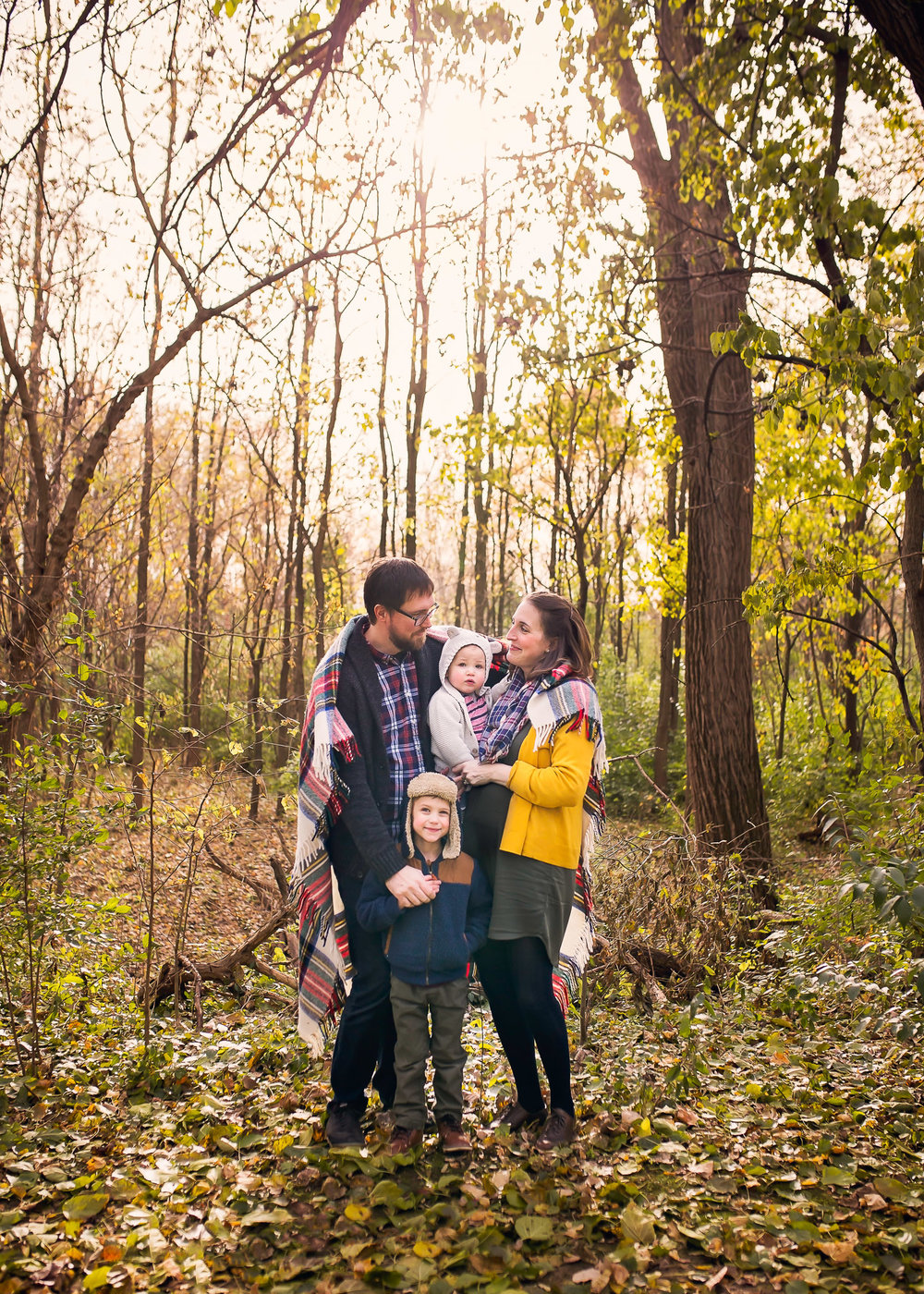 Click on the photo to see more from the Schmidt Family Session!