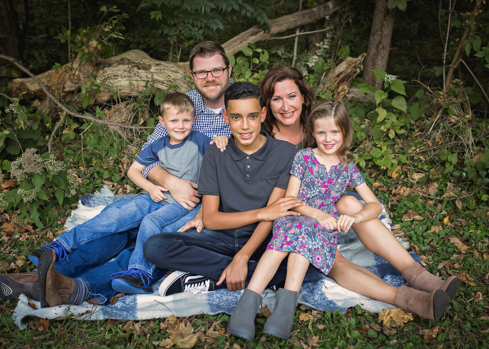 Click on the photo to see more from the Kefalonitis Family Session!