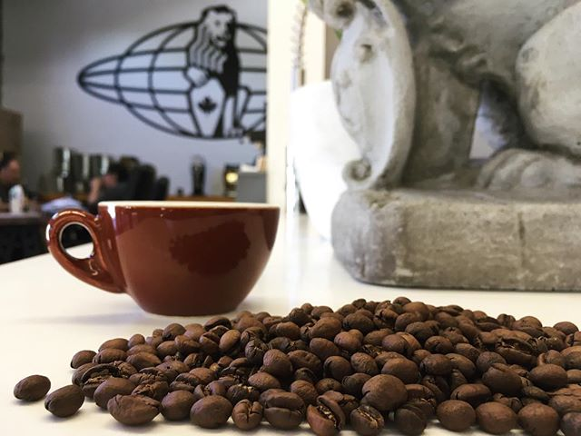 wow! We're impressed by this Brazilian peaberry coffee, roasted @mojacoffee well balanced notes of dark chocolate and molasses