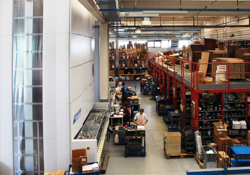 Ricambi warehouse