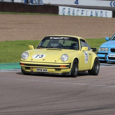 Carrera 3.0 Race Car
