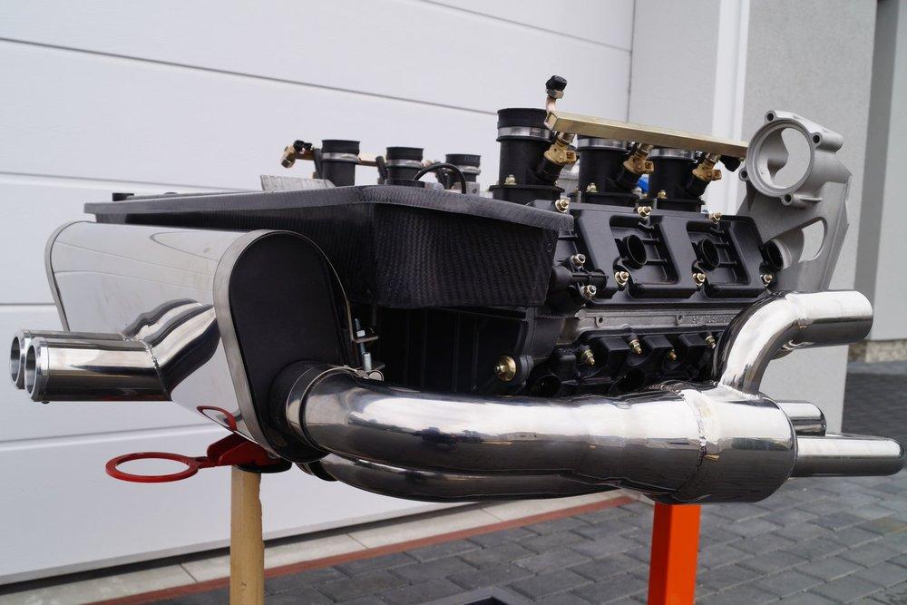 Engine & Drivetrain -