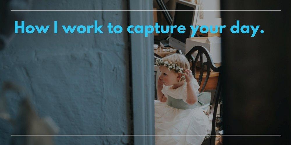 Wedding Photographers Hertfordshire - Flower Girl