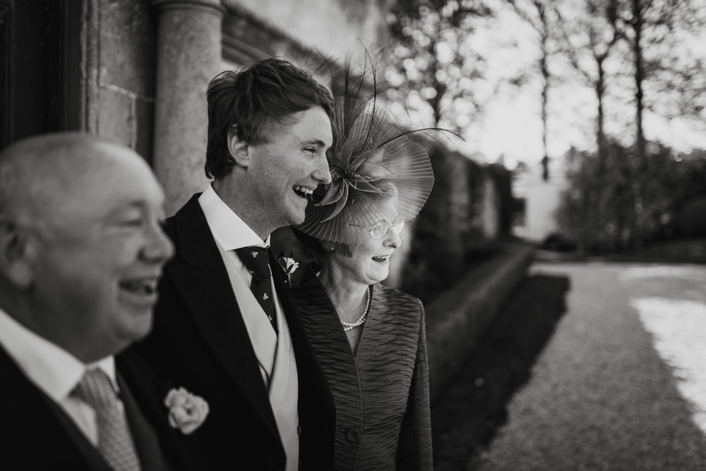 Wedding Photographer Hertfordshire - Grooms Family
