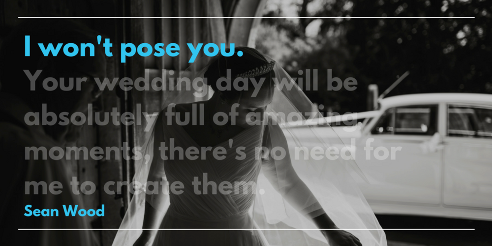 Wedding Photographers Hertfordshire - The Brides Veiel