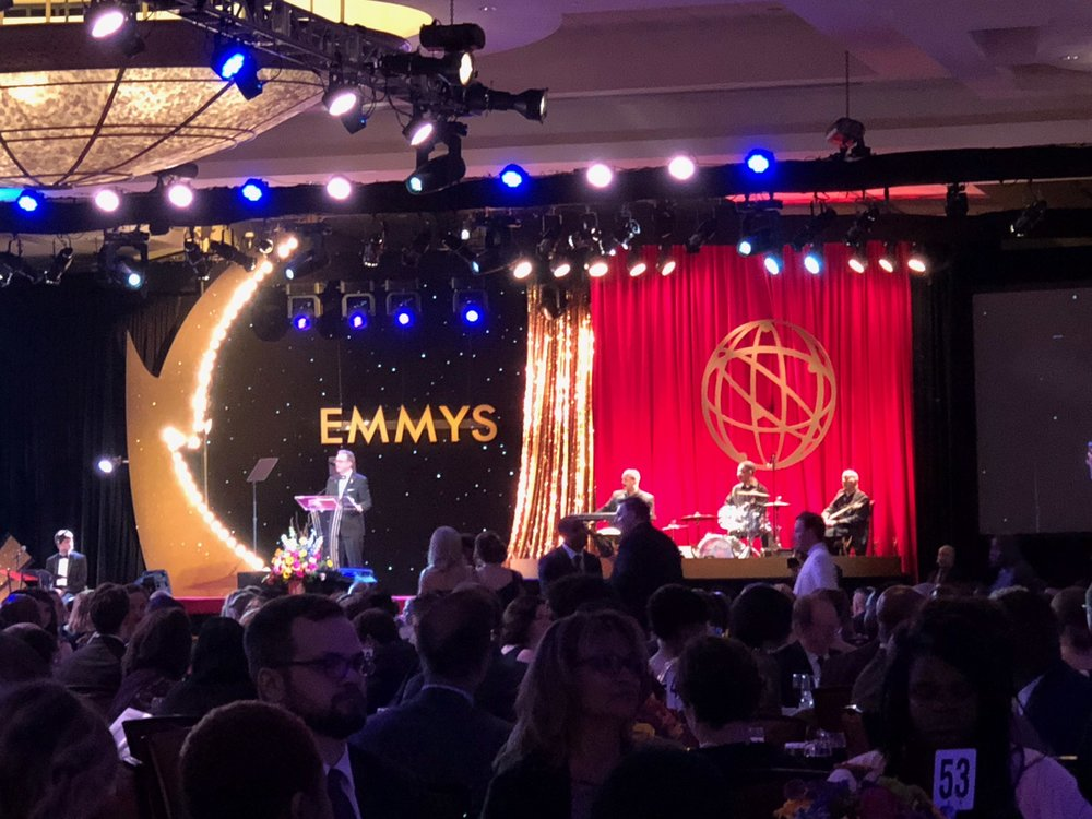 Our production won an EMMY Award at the Regional EMMY Awards on June 23rd, 2018!