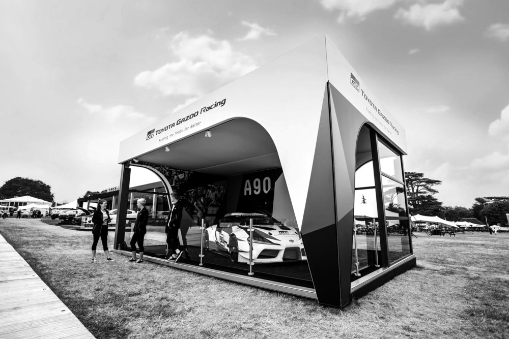 Photography for Chord Event at Goodwood Festival of Speed, 2018; Project creative concept and management: MSL Global