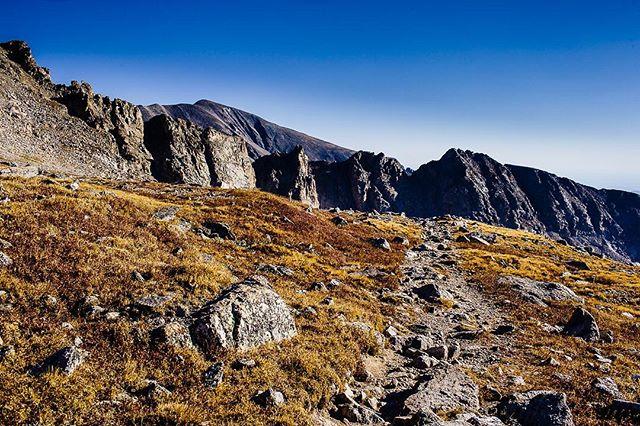 Across the tundra. #denverphotographer #dnvrcolorado #coloradotography #coloradocreative #coloradooutdoors #coloradoshared #coloradolife #mountainlife #getoutside #goforahike #vitaminn #indianpeakswilderness #americanadventurist