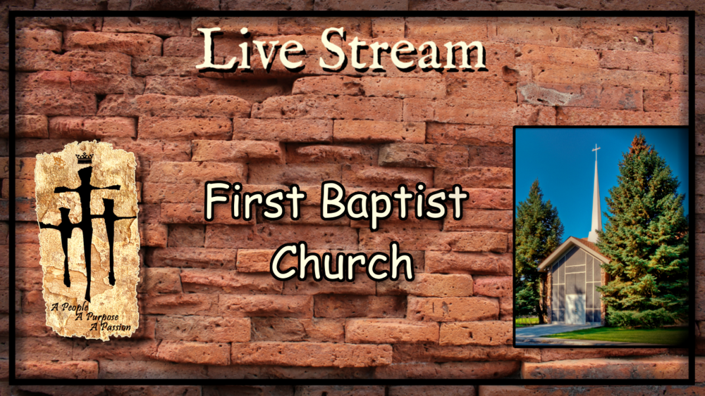 Live Streaming Every Sunday: 10:15 - 11:30am.