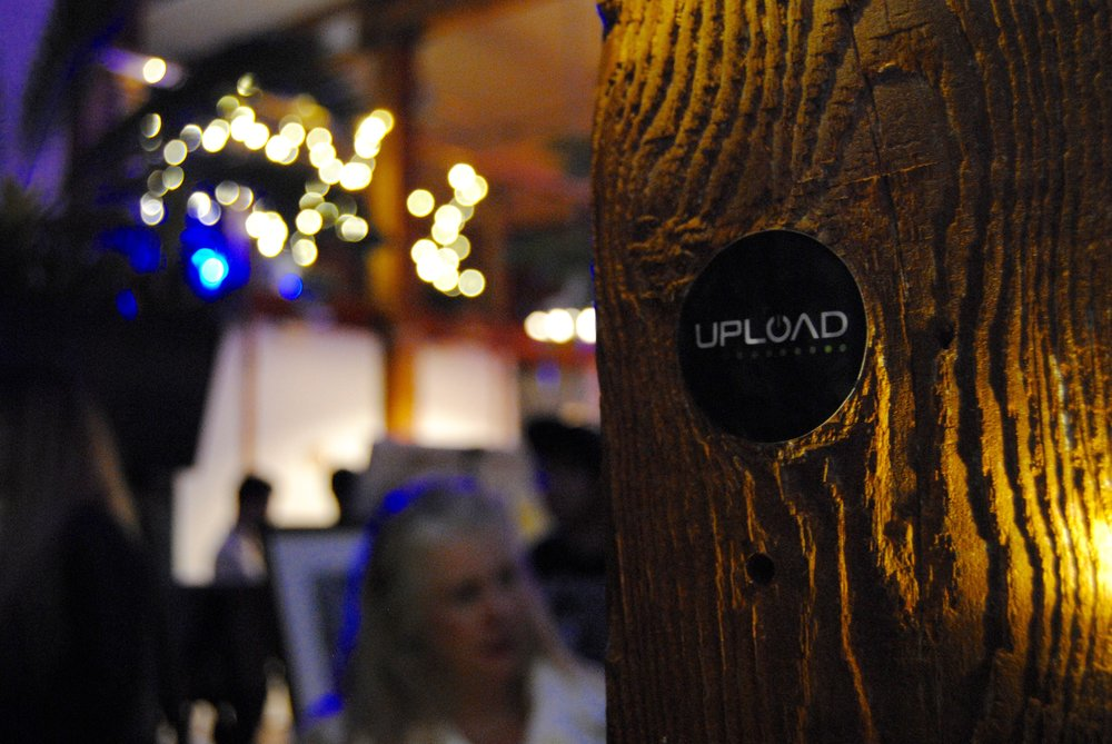 Tuesday, November 22, 2016 at Upload VR's Art & VR Event