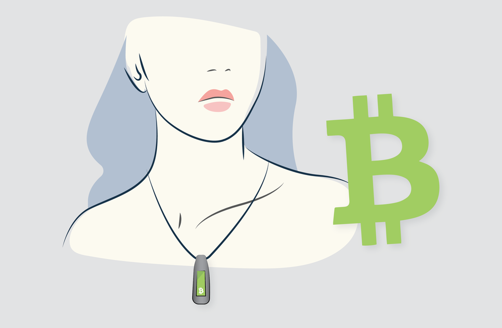 Bitcoin Jewelry?  Coming Soon Anyone?