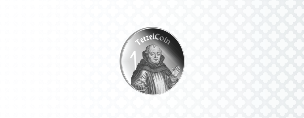 TetzelCoin Coin Banner