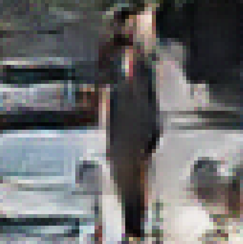 black shirt dress in a generated image by GANs, neural networks