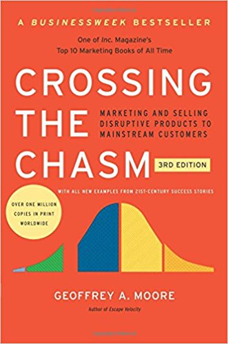 Crossing the Chasm, Geoffrey A. Moore