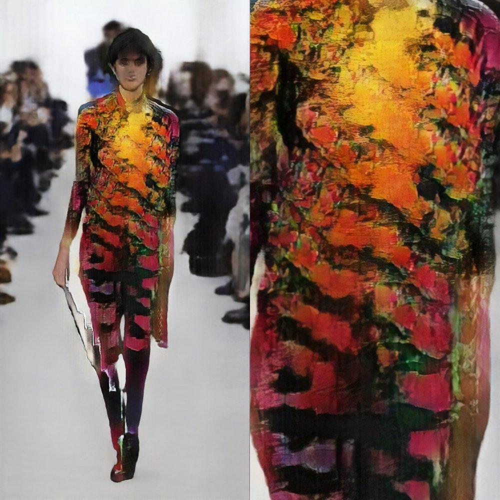 robbie barat created an ai fashion designer for balenciaga, artificial intelligence and fashion