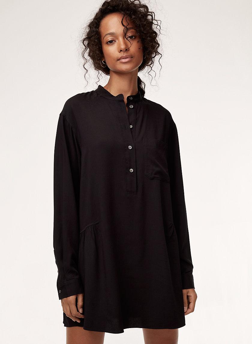 artizia black shirt dress wilfred