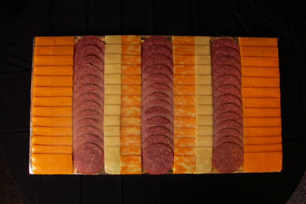Medium Special Order Cheese & Sausage Tray