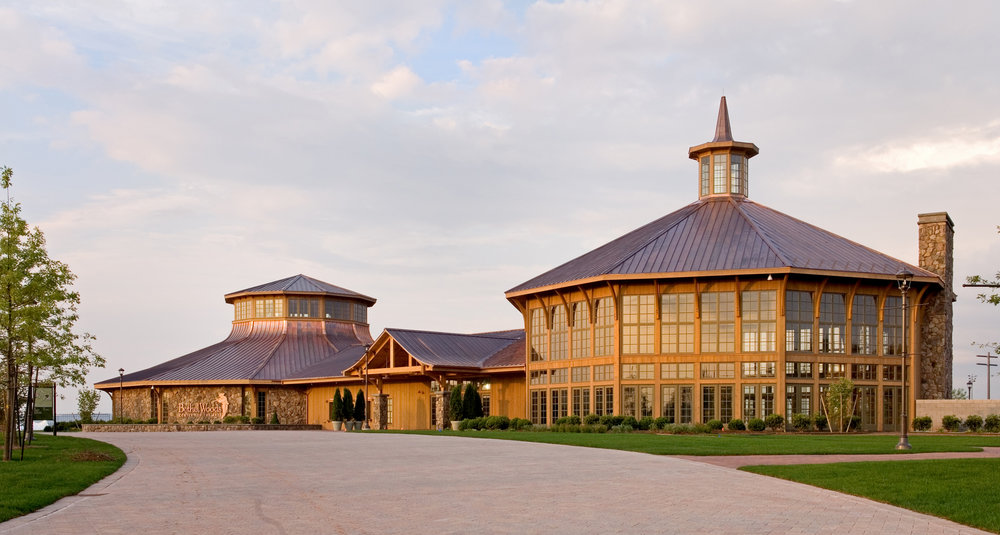 Museum at Bethel Woods Exterior Photo.jpg