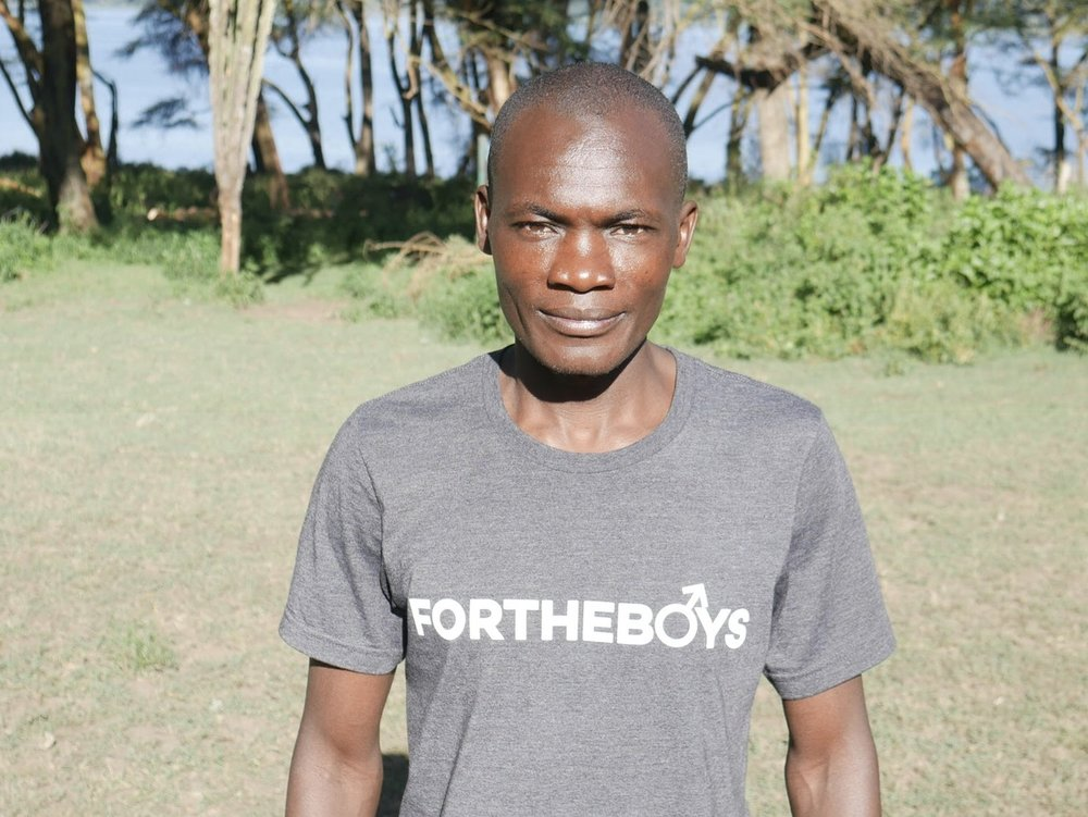 Benard Okoth, Program Coordinator