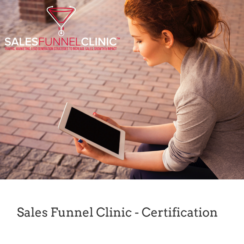 Sales Funnel Certification