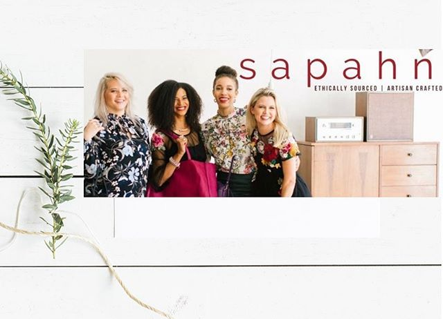 Today is the International Eradication of Poverty Day. I was honored to style @sapahn photo and video shoot last fall. Sapahn exists to create beautiful products that do beautiful things to empower female artisan in Thailand. Give them a follow and support the economic advancement of women providing for their families. Sapahn's new line was announced today and it's pretty spectacular! #endpoverty #dayfortheeradicationofpoverty