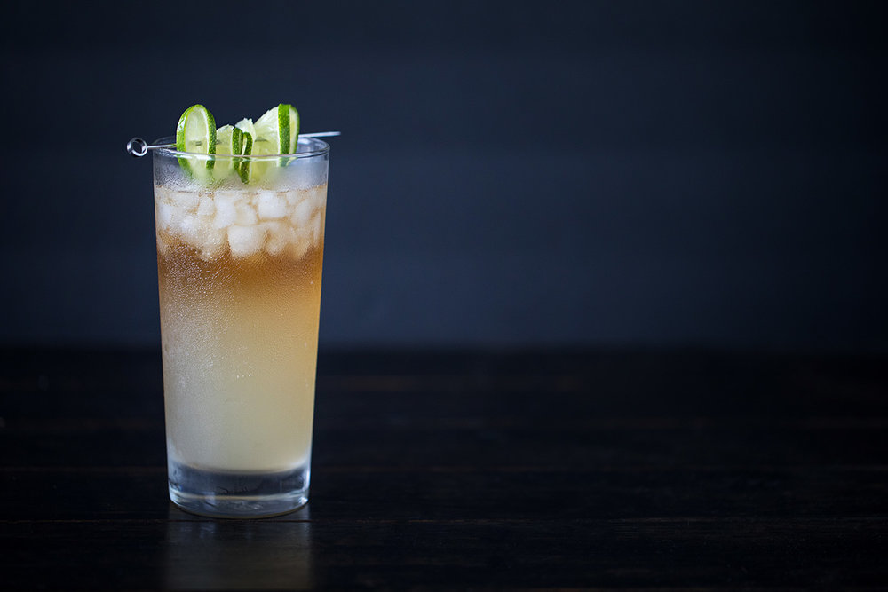 Dark & Stormy by Alexandra Whitney New York and Philadelphia Food and Beverage Photographer