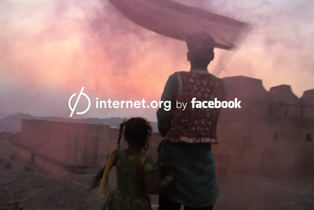 INTERNET.ORG BY FACEBOOK. NISHA